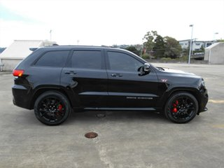 2016 Jeep Grand Cherokee WK MY16 SRT Black 8 Speed Sports Automatic Wagon.