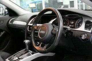 2015 Audi A4 B8 8K MY15 Ambition S Tronic Quattro Grey 7 Speed Auto Sportshift Sedan.