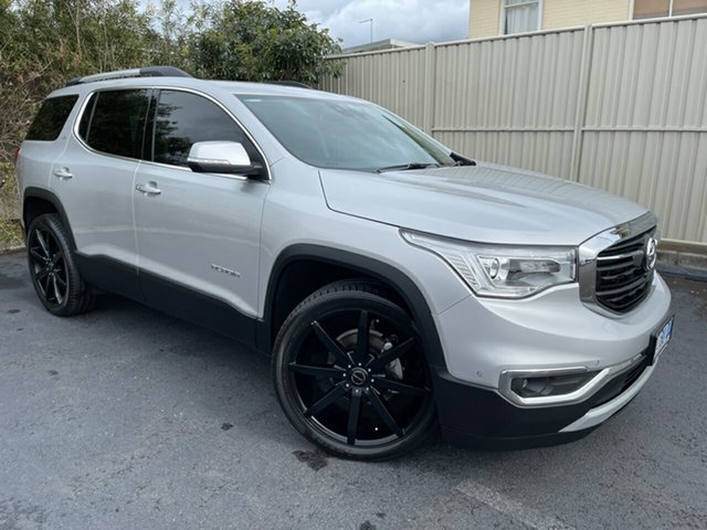 Used Holden Acadia AC MY19 LTZ AWD Devonport, 2019 Holden Acadia AC MY19 LTZ AWD Silver 9 Speed Sports Automatic Wagon