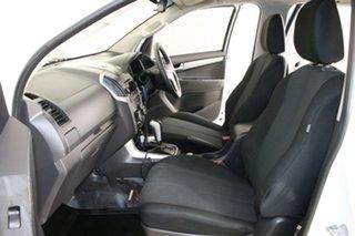 2015 Isuzu D-MAX TF MY15 LS-M HI-Ride (4x4) White 5 Speed Automatic Crew Cab Utility