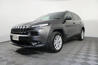 2017 Jeep Cherokee KL MY17 Longitude Grey 9 Speed Sports Automatic Wagon.