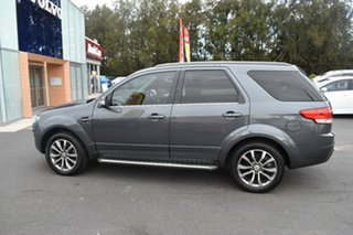 2016 Ford Territory SZ MkII Titanium Seq Sport Shift Grey 6 Speed Sports Automatic Wagon