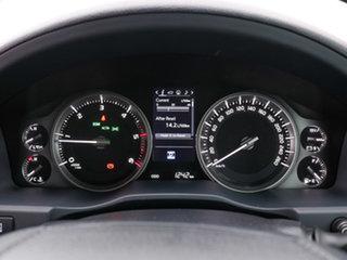 2020 Toyota Landcruiser VDJ200R LC200 Sahara (4x4) Silver 6 Speed Automatic Wagon