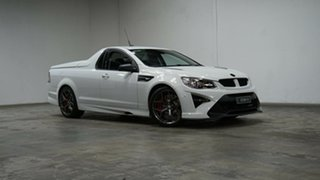 2017 Holden Special Vehicles Maloo Gen-F2 MY17 GTS R White 6 Speed Manual Utility.