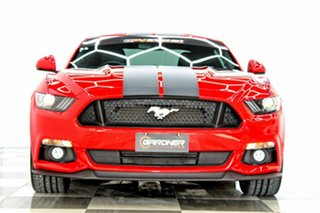2016 Ford Mustang FM Fastback GT 5.0 V8 Red 6 Speed Manual Coupe