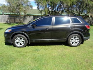 2012 Mazda CX-9 TB10A5 Classic Activematic Black 6 Speed Sports Automatic Wagon
