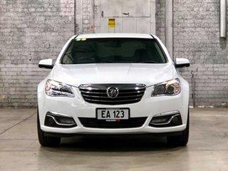 2016 Holden Calais VF II MY16 White 6 Speed Sports Automatic Sedan.