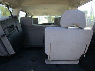 2008 Nissan Patrol GU 6 MY08 ST Silver 5 Speed Manual Wagon