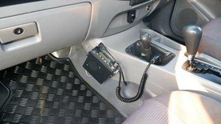 2008 Toyota Hilux KUN26R MY09 SR White 4 Speed Automatic Utility