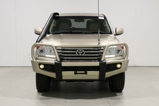 2014 Toyota Landcruiser VDJ200R MY13 VX (4x4) Champagne 6 Speed Automatic Wagon.