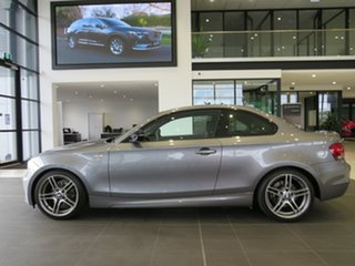 2013 BMW 1 Series 120i Steptronic Coupe.