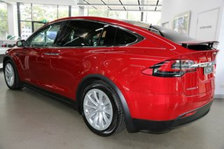 2018 Tesla Model X 100D AWD Red 1 Speed Reduction Gear Wagon