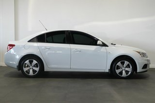 2013 Holden Cruze JH Series II MY13 Equipe White 6 Speed Sports Automatic Sedan