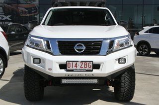 2018 Nissan Navara D23 S3 SL White 7 Speed Sports Automatic Utility