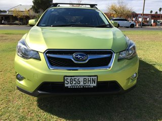 2015 Subaru XV G4X MY15 2.0i-L Lineartronic AWD Green 6 Speed Constant Variable Wagon