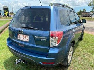 2010 Subaru Forester S3 MY10 2.0D AWD Premium Blue 6 Speed Manual Wagon
