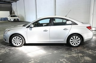 2013 Holden Cruze JH Series II MY13 CDX Silver 6 Speed Sports Automatic Sedan