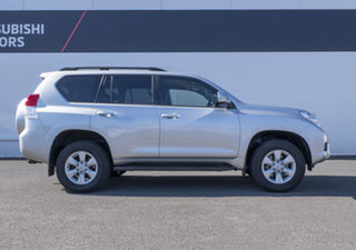 2013 Toyota Landcruiser Prado KDJ150R GXL 5 Speed Sports Automatic Wagon.