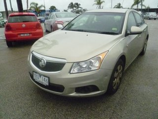2011 Holden Cruze JH Series II MY11 CD Gold 6 Speed Sports Automatic Sedan