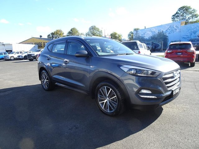 Used Hyundai Tucson TL Active X 2WD Nowra, 2015 Hyundai Tucson TL Active X 2WD Grey 6 Speed Automatic Wagon