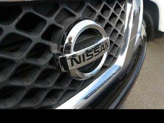 2010 Nissan Navara D40 ST-X (4x4) Black 6 Speed Manual King Cab Pickup