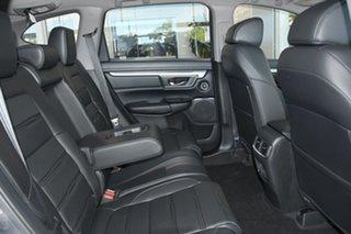 2021 Honda CR-V RW MY21 VTi 4WD LX AWD Modern Steel 1 Speed Constant Variable Wagon