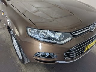 2013 Ford Territory SZ TS Seq Sport Shift Bronze 6 Speed Sports Automatic Wagon.