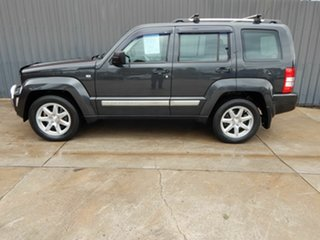 2010 Jeep Cherokee KK MY11 Limited Grey 4 Speed Automatic Wagon