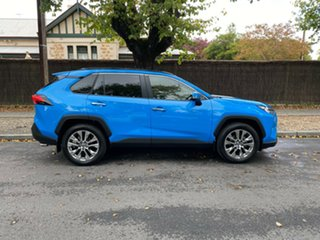 2020 Toyota RAV4 Mxaa52R Cruiser 2WD Eclectic/leather 10 Speed Constant Variable Wagon