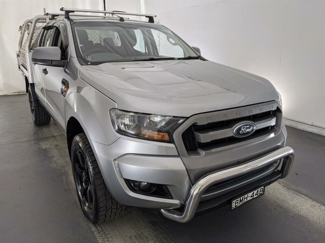 Used Ford Ranger PX MkII XLS Double Cab Maryville, 2015 Ford Ranger PX MkII XLS Double Cab Silver 6 Speed Sports Automatic Utility