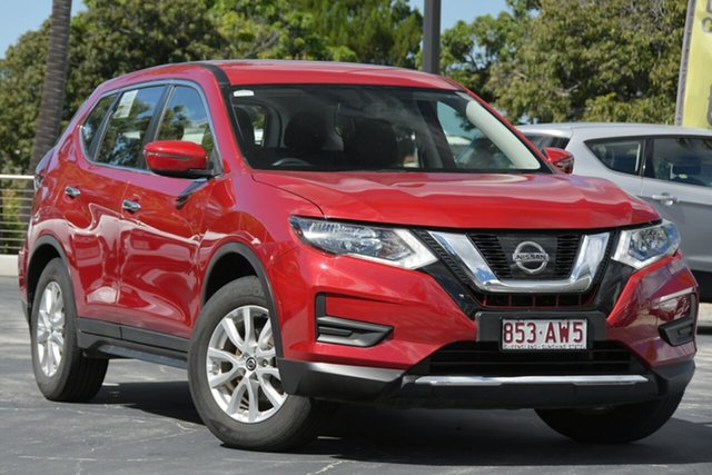 Used Nissan X-Trail T32 ST X-tronic 2WD North Lakes, 2017 Nissan X-Trail T32 ST X-tronic 2WD Red 7 Speed Constant Variable Wagon