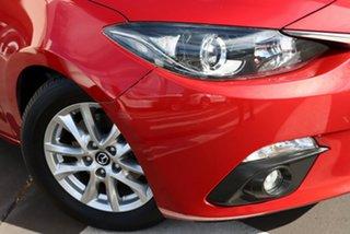 2014 Mazda 3 BM5478 Touring SKYACTIV-Drive Soul Red 6 Speed Sports Automatic Hatchback.