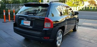 2013 Jeep Compass MK MY14 Sport (4x2) Black 6 Speed Automatic Wagon