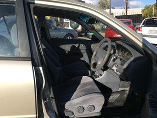 1999 Mazda 323 BJ Protege Gold 4 Speed Automatic Sedan