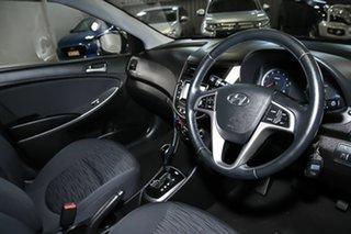 2018 Hyundai Accent RB6 MY18 Sport Silver 6 Speed Sports Automatic Sedan