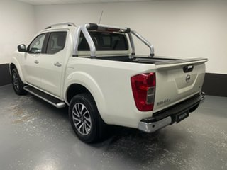 2017 Nissan Navara D23 S2 ST-X White 6 Speed Manual Utility