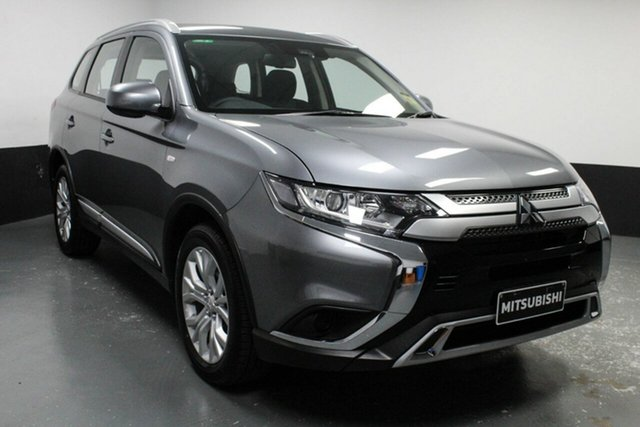 Used Mitsubishi Outlander ZK MY16 LS 2WD Cardiff, 2016 Mitsubishi Outlander ZK MY16 LS 2WD Grey 6 Speed Constant Variable Wagon