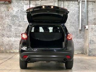2016 Mazda CX-5 KE1032 Grand Touring SKYACTIV-Drive AWD Black 6 Speed Sports Automatic Wagon