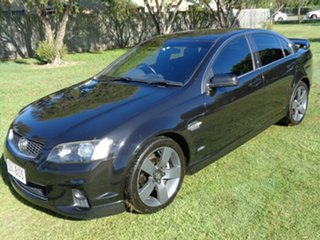 2012 Holden Commodore VE II MY12.5 SV6 Z Series Black 6 Speed Sports Automatic Sedan