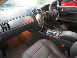 2010 Jaguar XK X150 MY10 75th Anniversary Black 6 Speed Sports Automatic Coupe