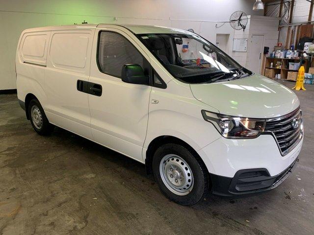 Used Hyundai iLOAD TQ4 MY19 Launceston, 2018 Hyundai iLOAD TQ4 MY19 White 5 Speed Automatic Van