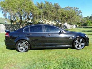 2012 Holden Commodore VE II MY12.5 SV6 Z Series Black 6 Speed Sports Automatic Sedan.