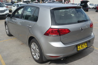 2014 Volkswagen Golf VII MY14 90TSI DSG Comfortline Grey 7 Speed Sports Automatic Dual Clutch