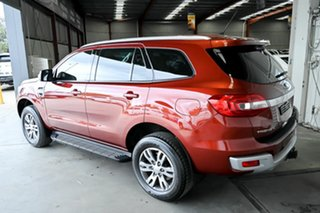 2015 Ford Everest UA Trend Red 6 Speed Sports Automatic SUV