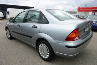 2003 Ford Focus LR MY2003 CL Silver 5 Speed Manual Sedan