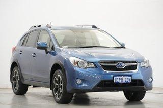 2014 Subaru XV G4X MY14 2.0i-S Lineartronic AWD Quartz Blue 6 Speed Constant Variable Wagon