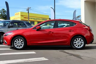 2014 Mazda 3 BM5478 Touring SKYACTIV-Drive Soul Red 6 Speed Sports Automatic Hatchback
