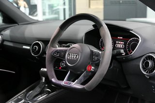 2017 Audi TT RS FV MY17 S Tronic Quattro Grey 7 Speed Sports Automatic Dual Clutch Coupe.