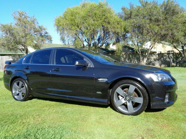 Used Holden Commodore VE II MY12.5 SV6 Z Series Kippa-Ring, 2012 Holden Commodore VE II MY12.5 SV6 Z Series Black 6 Speed Sports Automatic Sedan