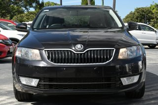 2013 Skoda Octavia NE MY14 Ambition Plus Sedan DSG 103TSI Black 7 Speed Sports Automatic Dual Clutch